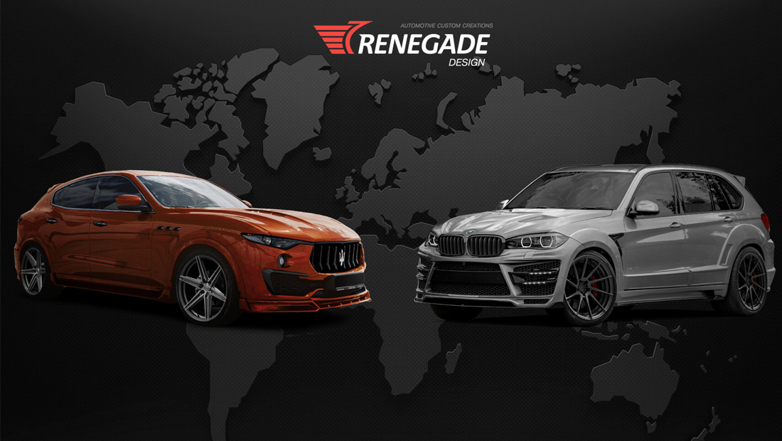 "Company ""renegade-design"" - goes on the international level."