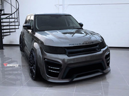 New body kit for Range Rover Sport 2013-