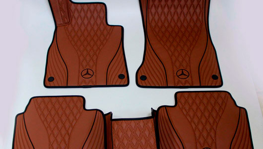 Carpets for Mercedes-Benz S-Class