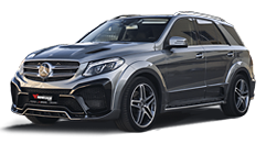 Mercedes-benz GLE Panther