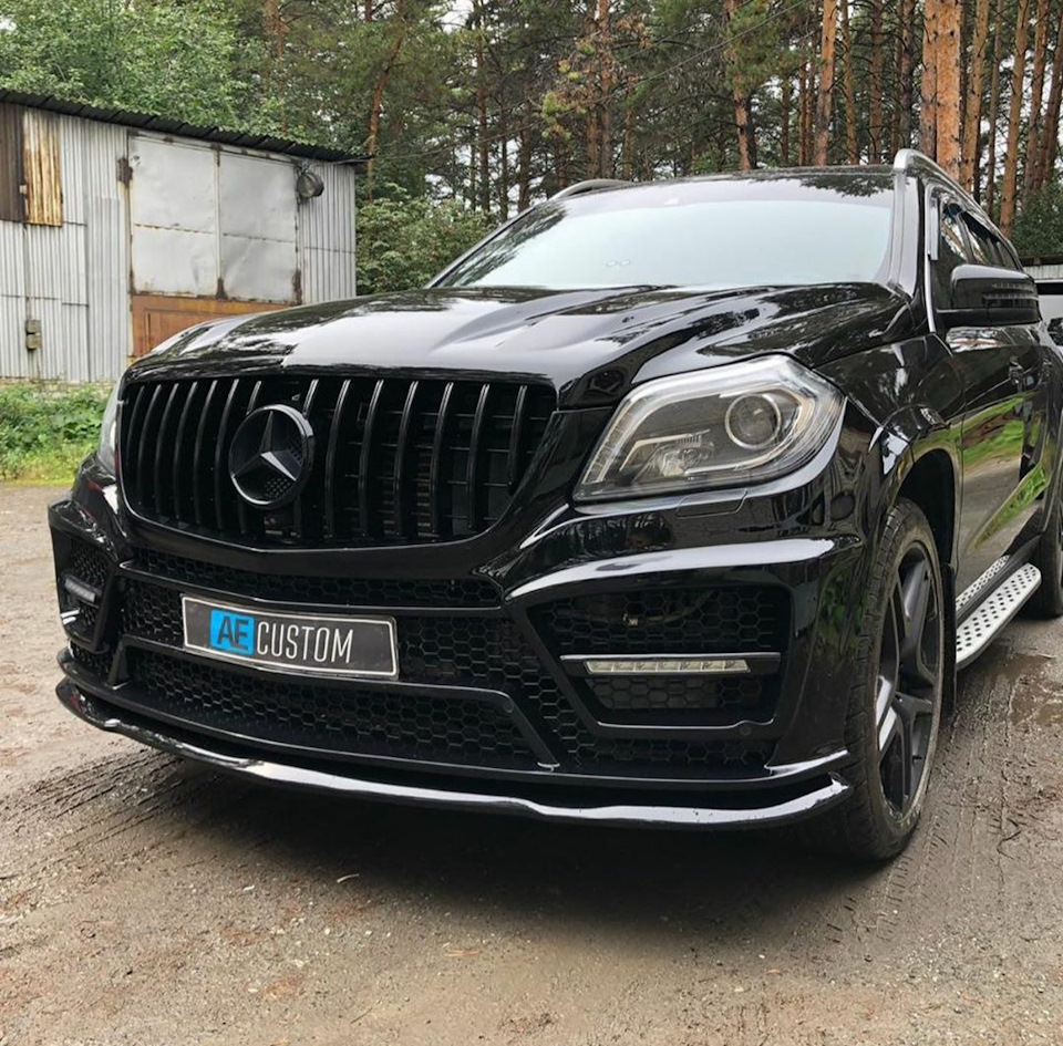Body Kit for MB GL / GL 63 from Renegade Design